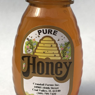 8oz. squeeze honey